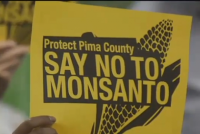 Pima County meeting against Monsanto's proposed greenhouse