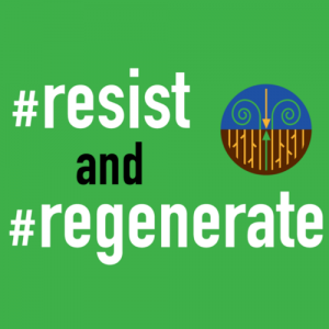 resist and regenerate