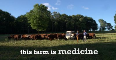 Murray Provine in This Farm is Medicine