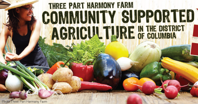 Community supported agriculture.