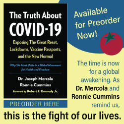Book by OCAs International Director Ronnie Cummins THE TRUTH ABOUT COVID-19