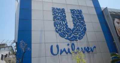 Unilever headquarters building