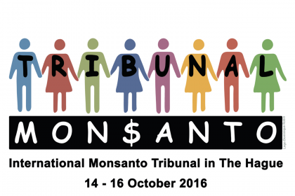 Monsanto Tribunal logo