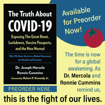 Order Ronnie's New Book: The Truth About COVID-19